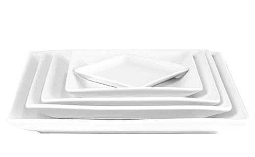 service assiette rectangulaire les ustensiles de cuisine. Black Bedroom Furniture Sets. Home Design Ideas